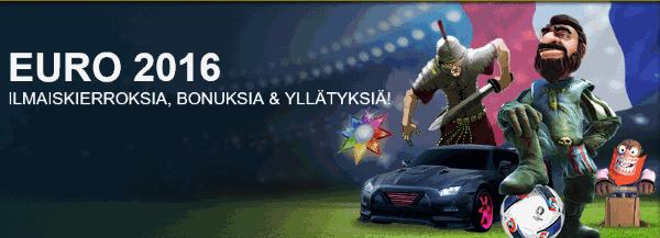 SuomiVegas EM-kisat
