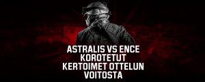 unibet astralis vs ence