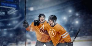 oranssipaitaiset-jääkiekkoilijat