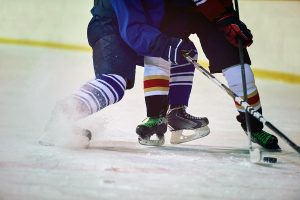 jääkiekkoluistimet